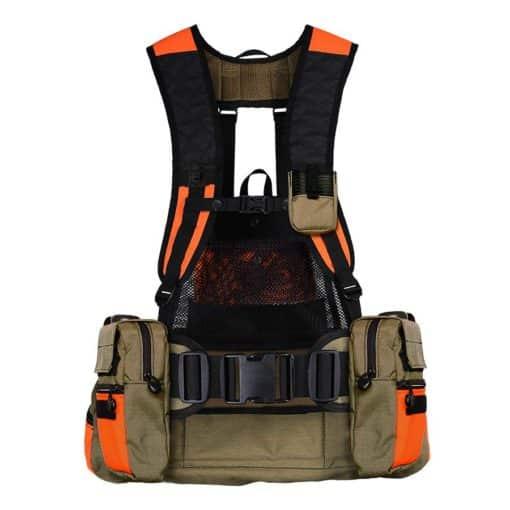 hunting vest for upland birds