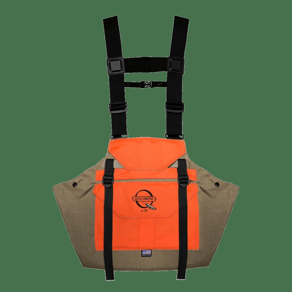 bird hunting strap vest